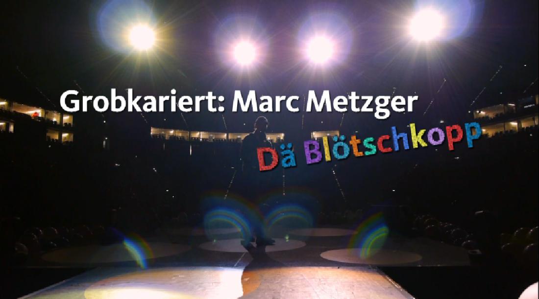 Marc Metzger Programm von Christoph Simon